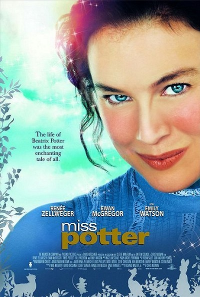 Miss Potter Original Release Poster