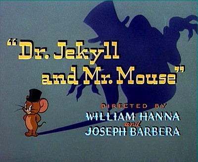 <i>Dr. Jekyll And Mr. Mouse</i> Title Card