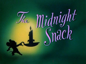 Reissue Cartoon Title Card