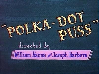 <i>Polka-Dot Puss</i> Title Card