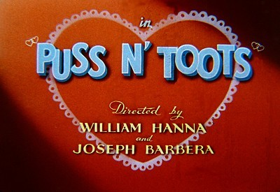 Original Cartoon Title Card
