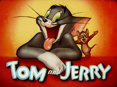 Tom and Jerry Series Title Card
