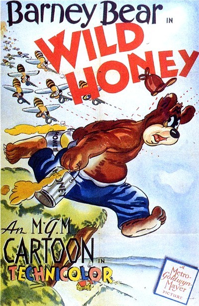 Wild Honey Original Release Poster
