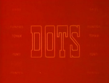 Dots Title Card