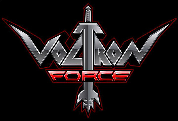 Voltron Force Television Series Title Card