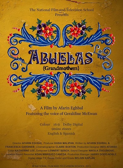 'Abuelas' Poster