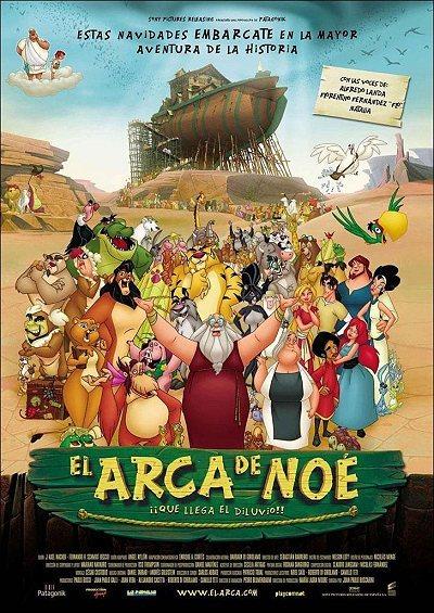 'El Arca' Original Release Poster