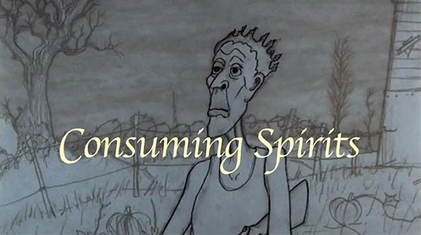 'Consuming Spirits' Title Card