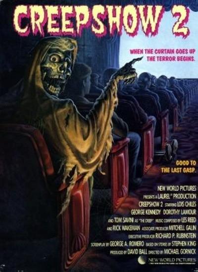 'Creepshow 2' Original Release Poster