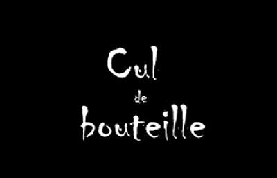 Cul de Bouteille French Title Card