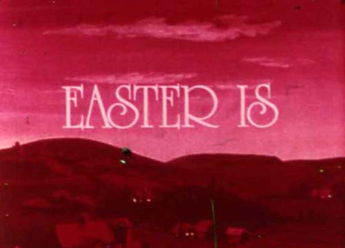 Easter Is Title Card