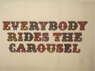 'Everybody Rides The Carousel Television Episode' Title Card