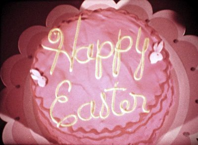 <i>Happy Easter</i> Title Card