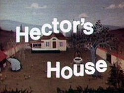 The Caterpillar Hector's House Title Card
