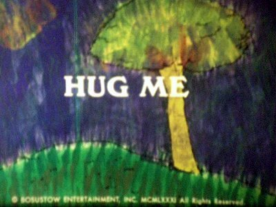 Hug Me Title Card