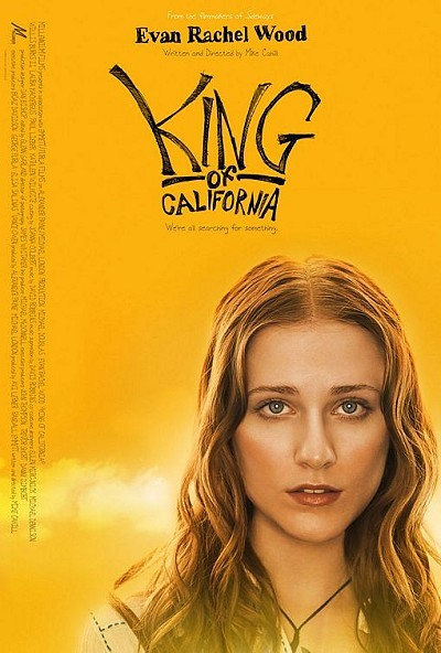 'King Of California' Original Release Poster