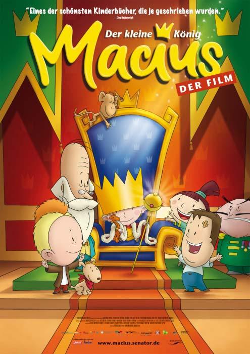 'Der Kleine K�nig Macius' Poster