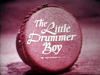 The Little Drummer Boy Title Card