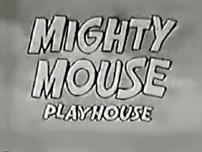 Black & WHite Series Title Card