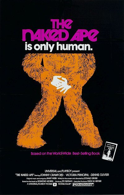 The Naked Ape Release Poster