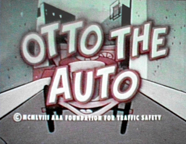 <i>Otto The Auto</i> Series Title Card