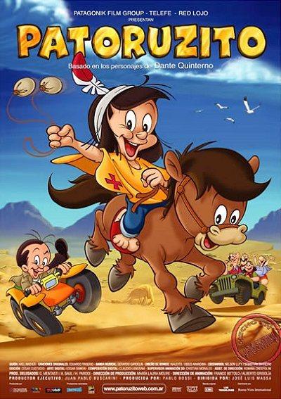 Patoruzito Original Release Poster