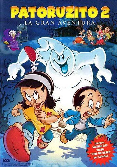 Patoruzito: La Gran Aventura Original Release Poster