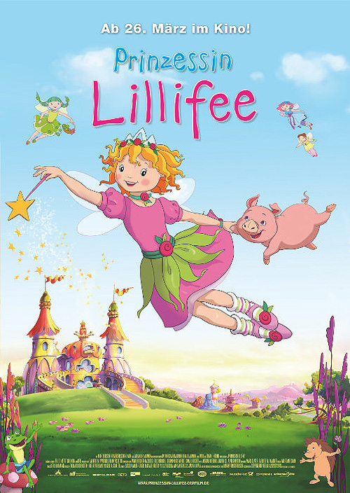 Prinzessin Lillifee Original Poster