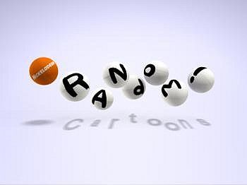 'Random! Cartoons' Series Title Card