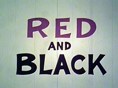 Czerwone i czarne Title Card