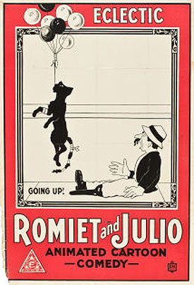 'Romiet And Julio' Poster