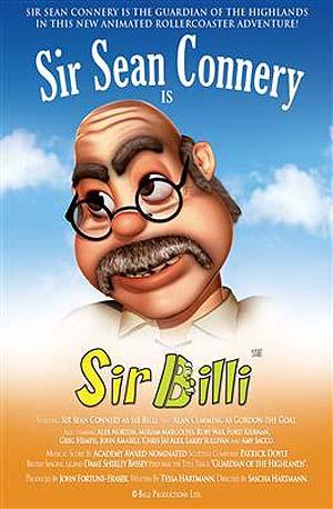 Sir Billi Original Poster