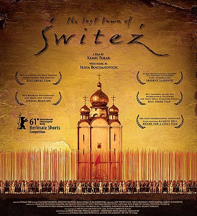 The Lost Town Of Switez Poster