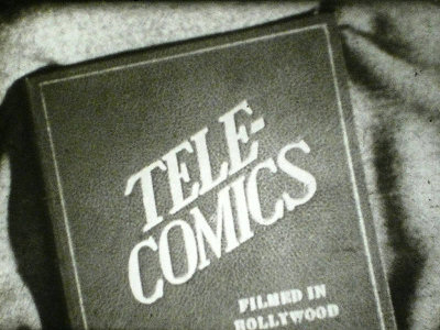 The Tele-Comics Series Title Card