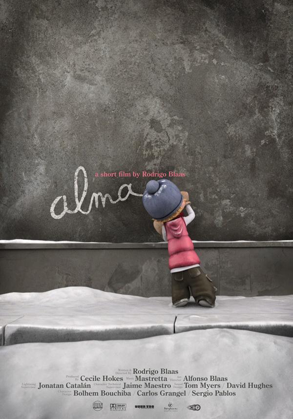 Alma Original Release Poster