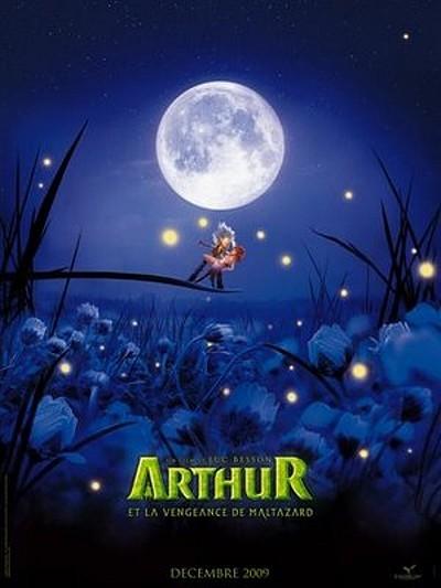 Arthur Et La Vengeance de Maltazard French Pre-Release Poster