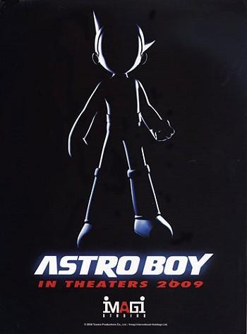 Astro Boy Pre-release Poster
