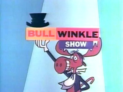 The Bullwinkle Show Title Card