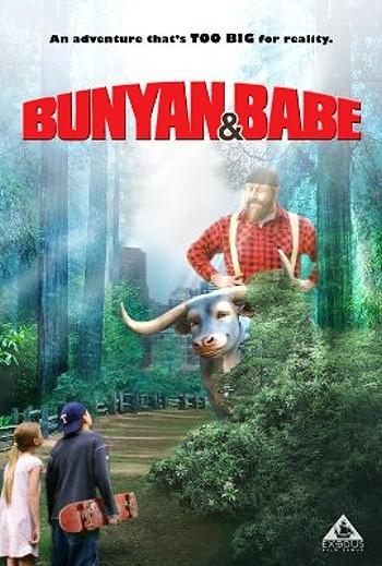 Bunyan & Babe Pre-Release Poster
