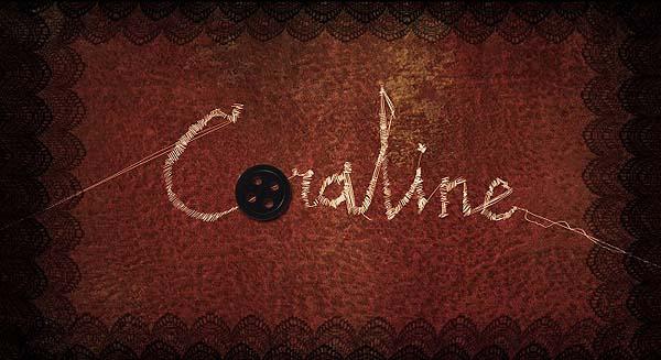 <i>Coraline</i> Title Card