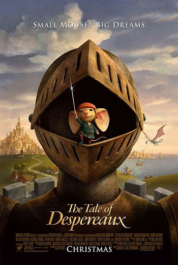 The Tale Of Despereaux Pre-Release Poster