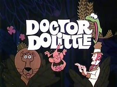Doctor Dolittle Television Series Title Card