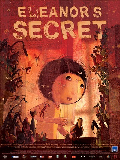 Le Secret d'�l�onore English Poster