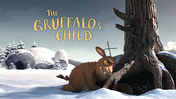 The Gruffalo's Child Title Card