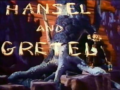 'Hansel And Gretel' Title Card