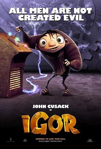 Igor Pre-Release Poster
