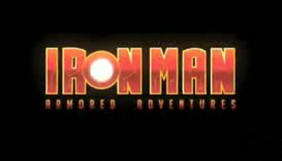 'Iron Man: Armored Adventures Television' Series Title Card