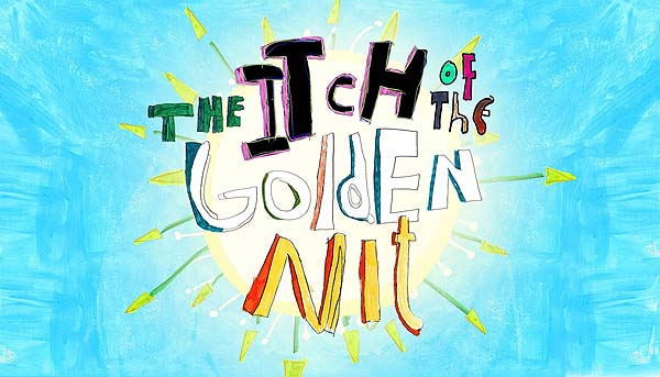 'The Itch of the Golden Nit' Title Card