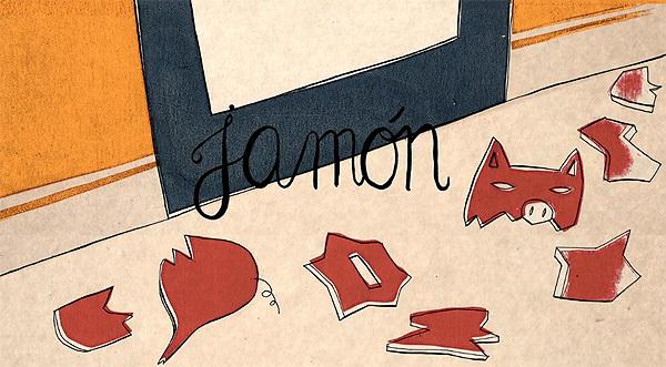 'Jam�n' Title Card