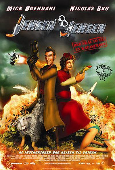 Jensen & Jensen Poster